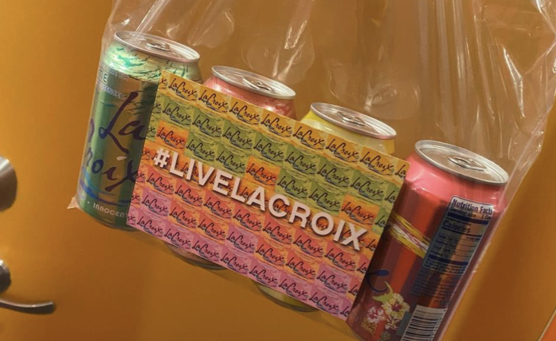 La Croix partners with Recess to reach college students